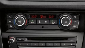 BMW Klimaanlagen-Reinigung.