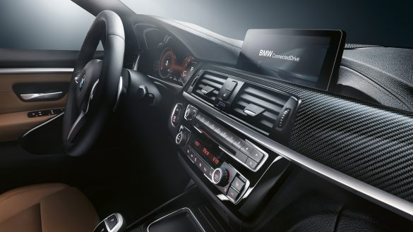 BMW 4er Gran Coupé Interieur
