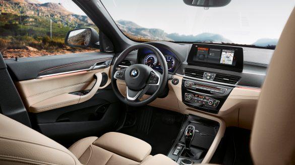 BMW X1 Cockpit
