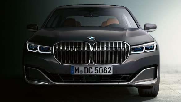 BMW 7er Limousine Frontschürze