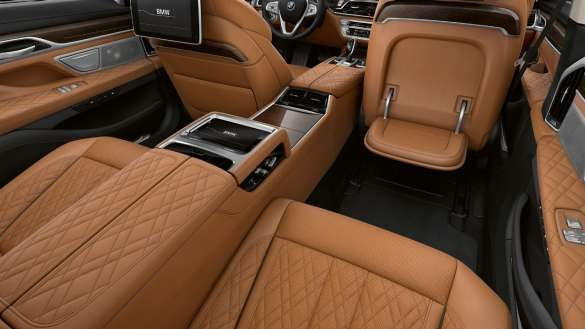 BMW 7er Limousine executive Lounge