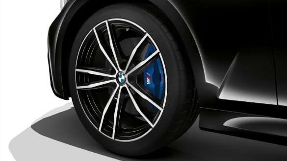 M Sportbremse beim BMW 3er Touring M