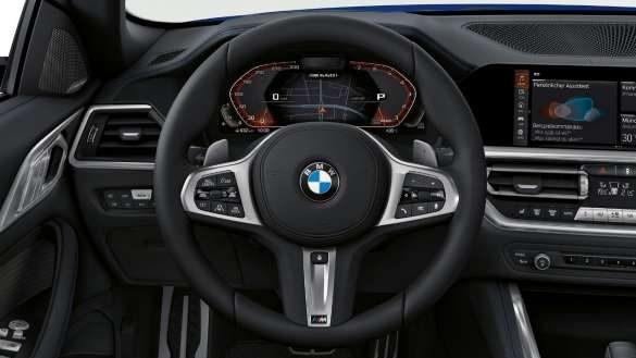 BMW M440i xDrive Cabrio Lenkrad