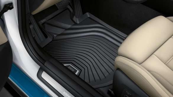 BMW Allwetter-Fußmatten vorn BMW i4 M50 G26 2021